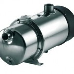 Cleanwater Steelpump -stainless steel pumps - A-AJE/JE B Series