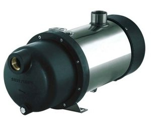 Clean water centrifugal pump from Steelpumps