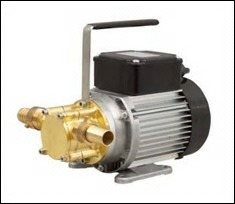wp-15 warm oil or water pump