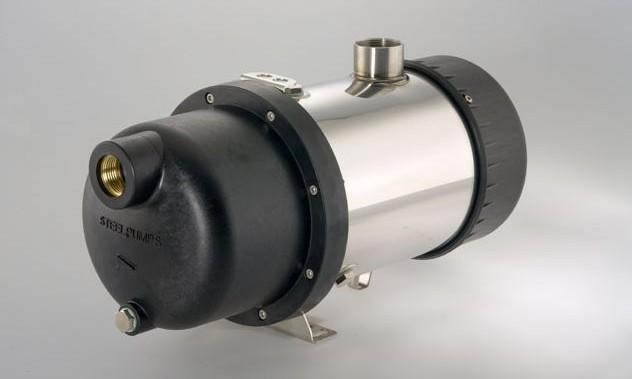 X AJE80 steelpump