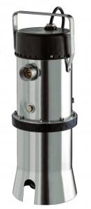 X-AJV P Vertical Steelpump