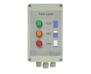 RCALM3 Tank Level Warning Display