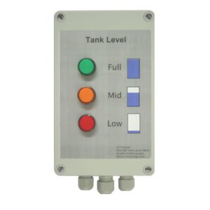 RCALM3 Tank Level Warning Display