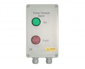 RCPM1 Timeout - Leakage Detection Alarm