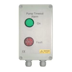 RCPM1 Timeout - Leakage Detection Alarm