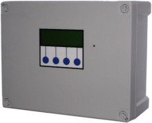 TC340 Single-Twin Tank Level Controller