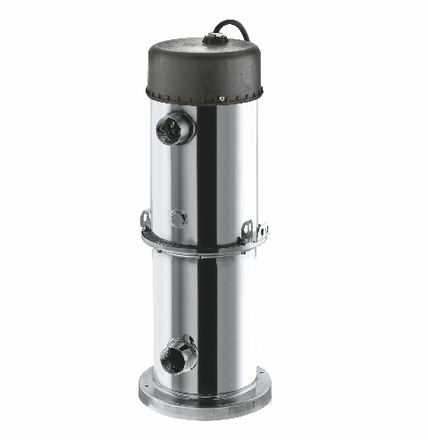 B Series Vertical Mutlistage stainless steel pumps X-AMV/MV B