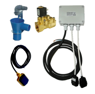 Mains Water Top-Up control